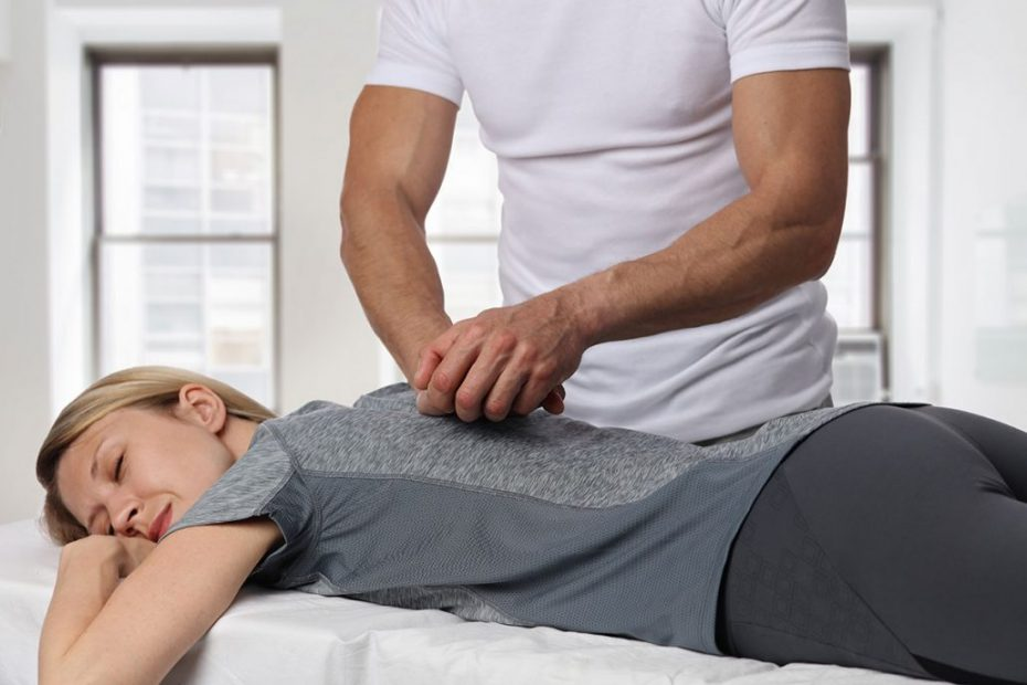Dr Michael Black Chiropractor in Doncaster and Lower Templestowe