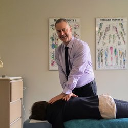 Dr Michael Black Chiropractor 35 years in practice