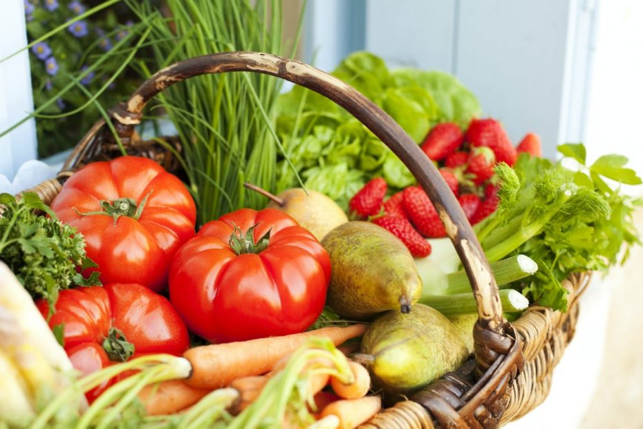 Healthy living with better nutrition and choices